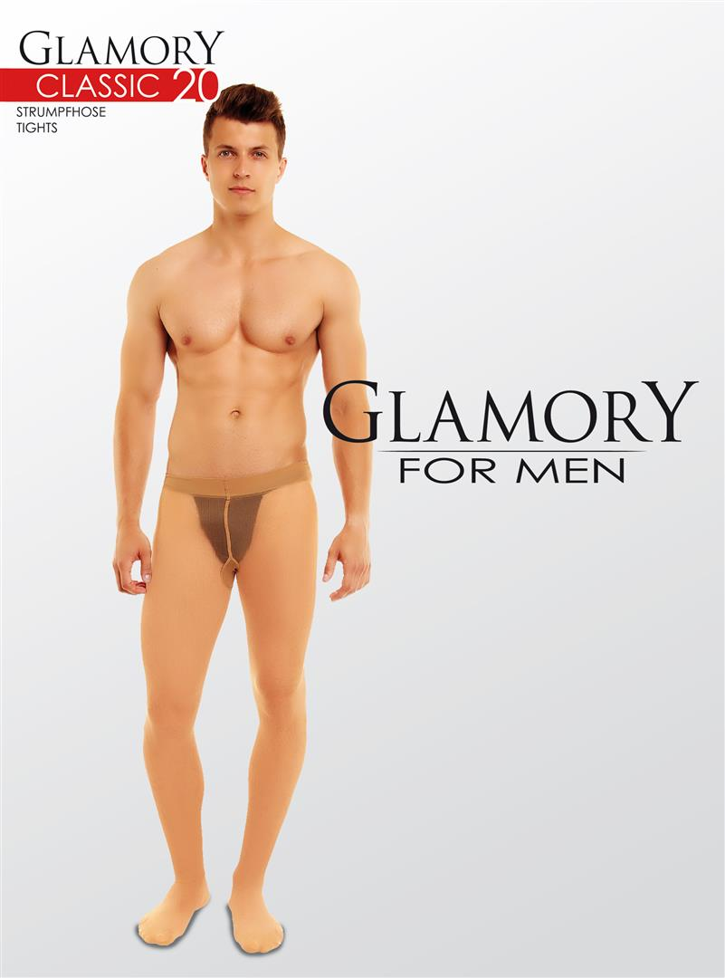 Glamory for Men Classic 20 Sheer Tights